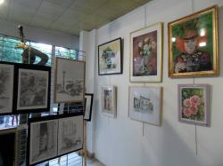 exposition atelier des arts