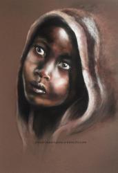 portrait ethnique Alada 2