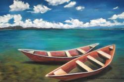 barques au pastel sec.jpg