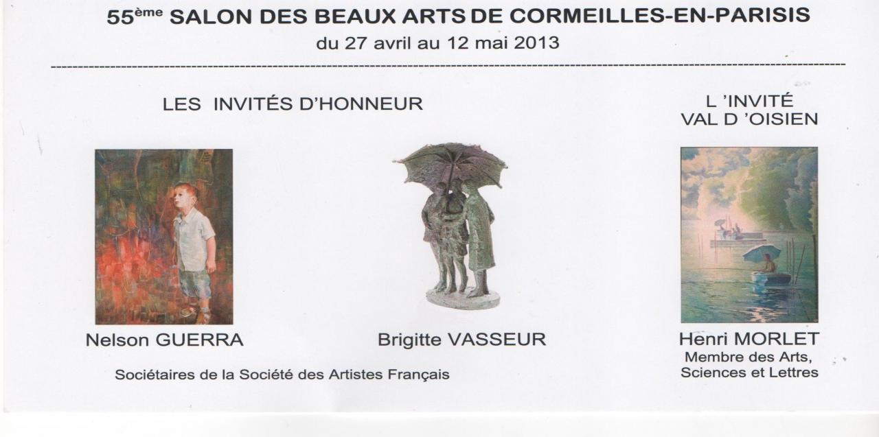 55 me salon des beaux arts for Salon des beaux arts