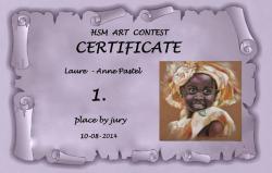 récompense jury laure-anne 2014