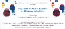 exposition Laure-Anne Barbier asnières