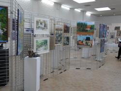 exposition bi-annuelle de Marnes la Coquette
