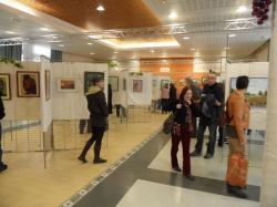 68ème salon Académie Argentolienne 2012
